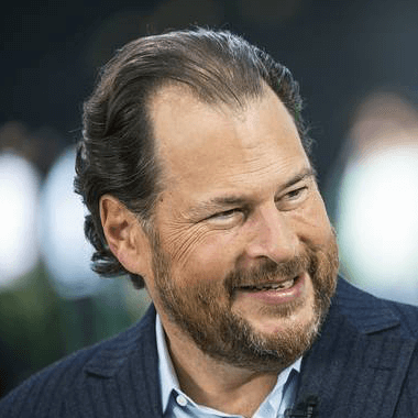 marc benioff photo