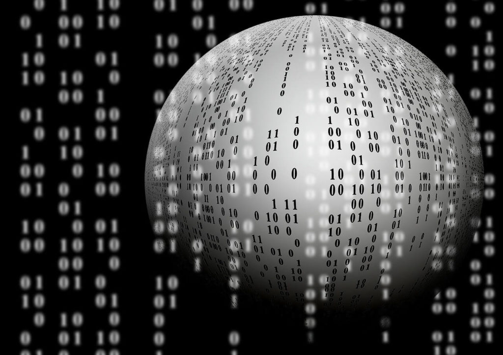 AI is about data (Image by Gerd Altmann from Pixabay)