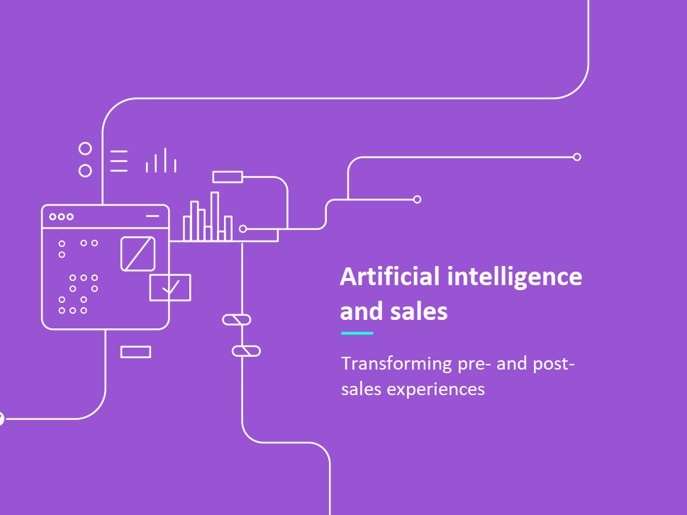Sales AI explained: overview, technologies, use cases