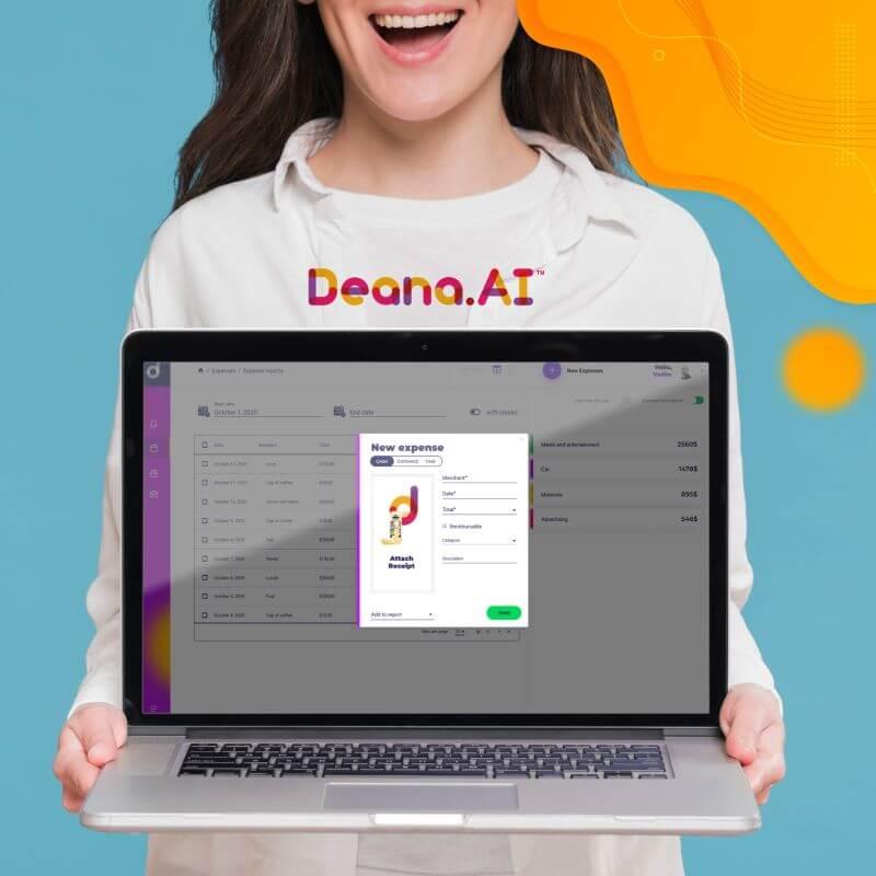 Deana.AI - Marketing AI Solution